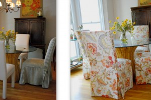 Parson's Chair Slipcovers