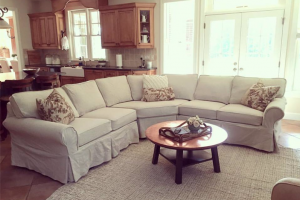 Sectional Sofa Slipcover